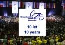 Vabilo – Slovesnost ob 10. obletnici CZS