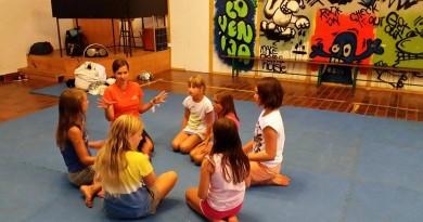 Razpis za izvedbo brezplačnih delavnic cheerleadinga in cheer plesa