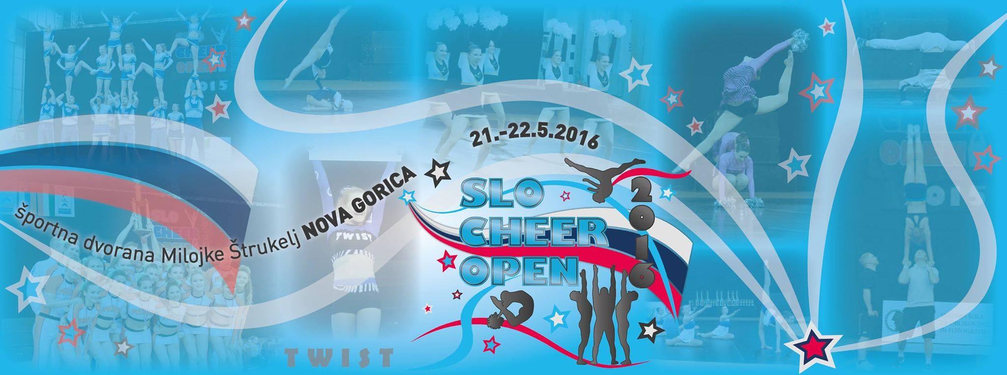 Slo Cheer Open 2016