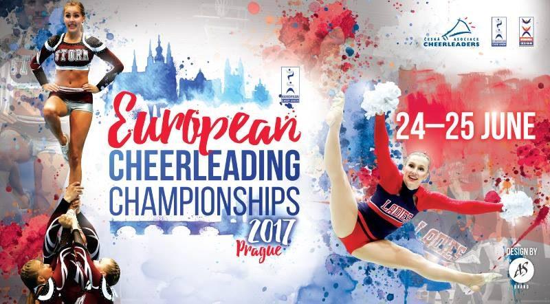 Slovenija je v cheerleadingu med člani najuspešnejša v Evropi!