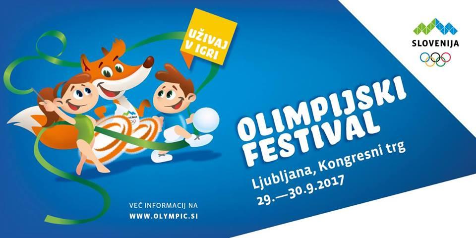 Olimpijski festival 2017 @ Kongresni trg (Ljubljana) | Ljubljana | Slovenija