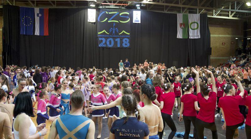 Iščemo prostovoljce za Tekmovalni dan CZS 2019