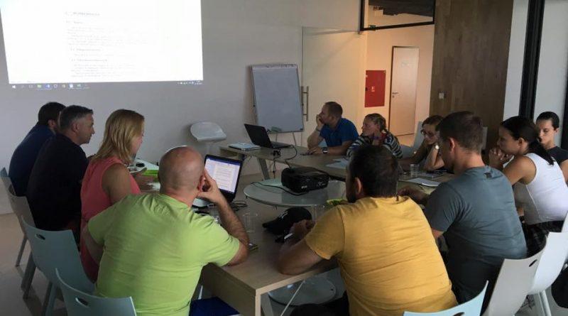 Delovna skupina za pripravo pravilnikov CZS