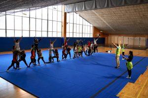 Cheerleading tabor Maribor 2020 @ Maribor