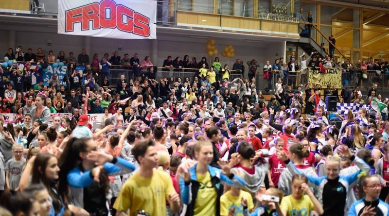 Odpoved tekmovanja Frogs Cheer Cup 2020