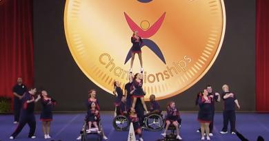 Inkluzivni cheerleading – Erasmus+ projekt